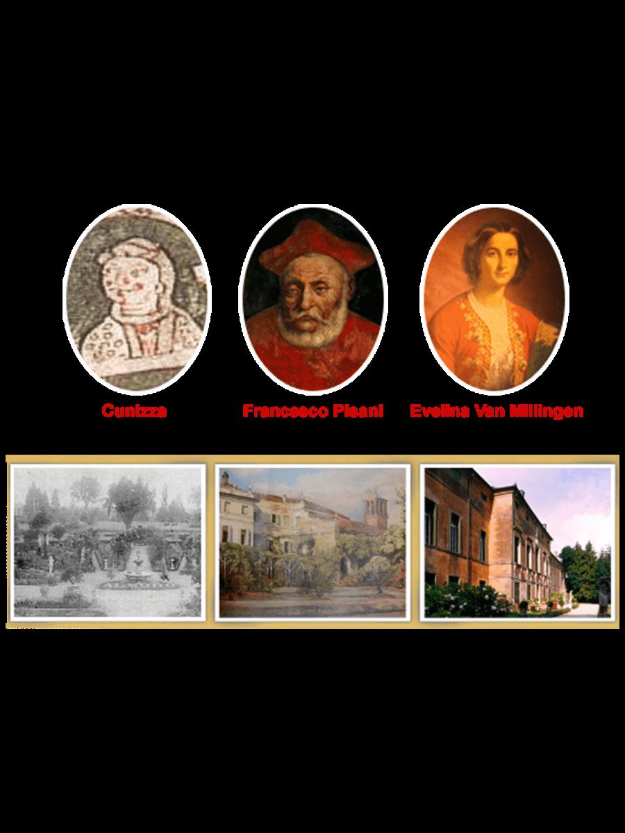 VillaPisani-Origini